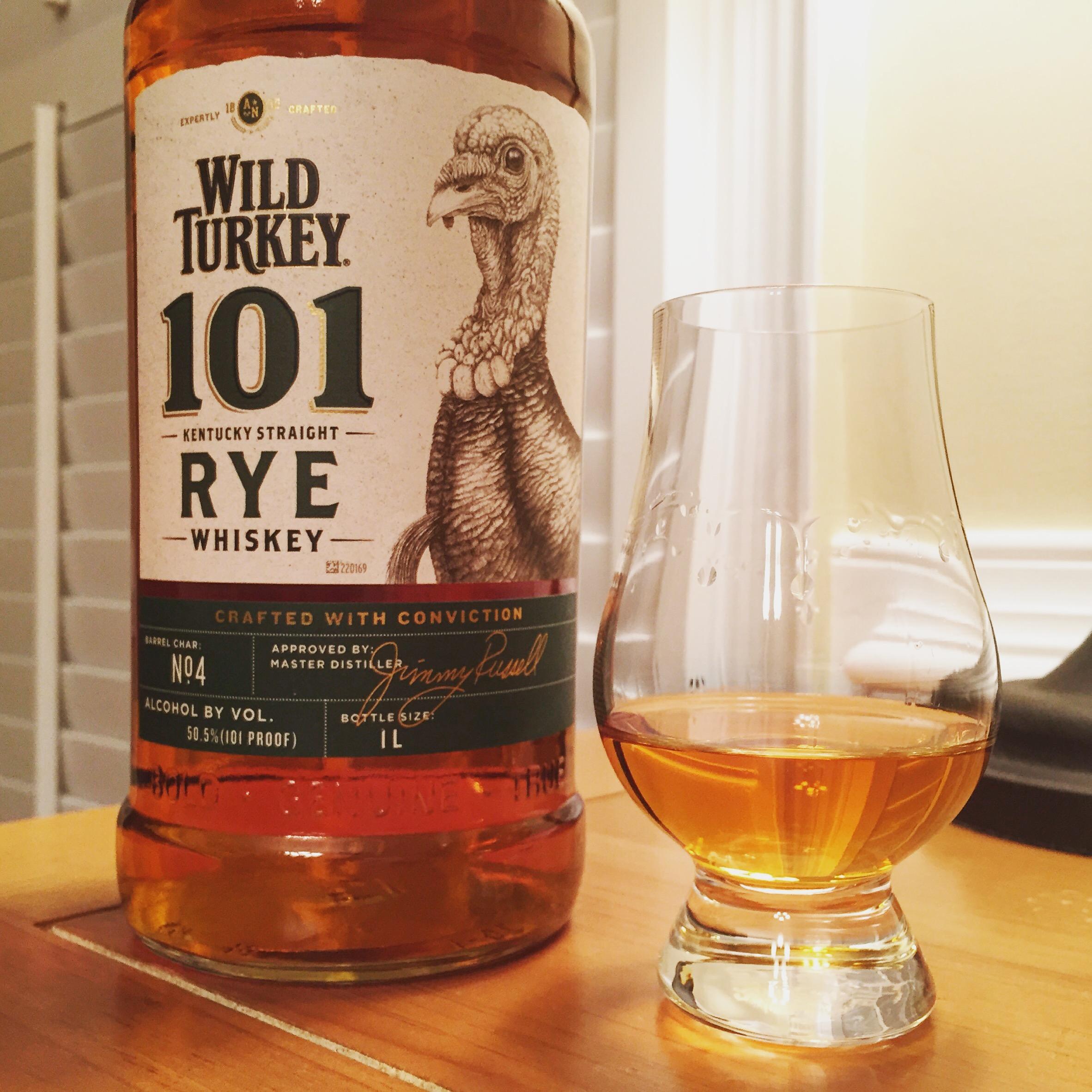 Wild Turkey 101 Rye 2017