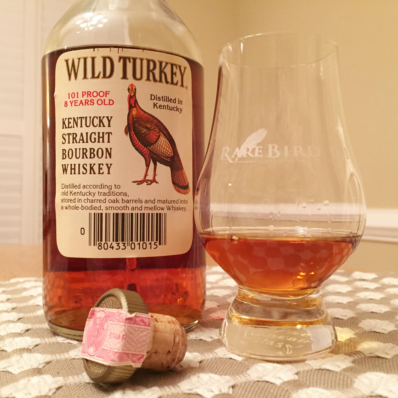 Wild Turkey 101-8 1983