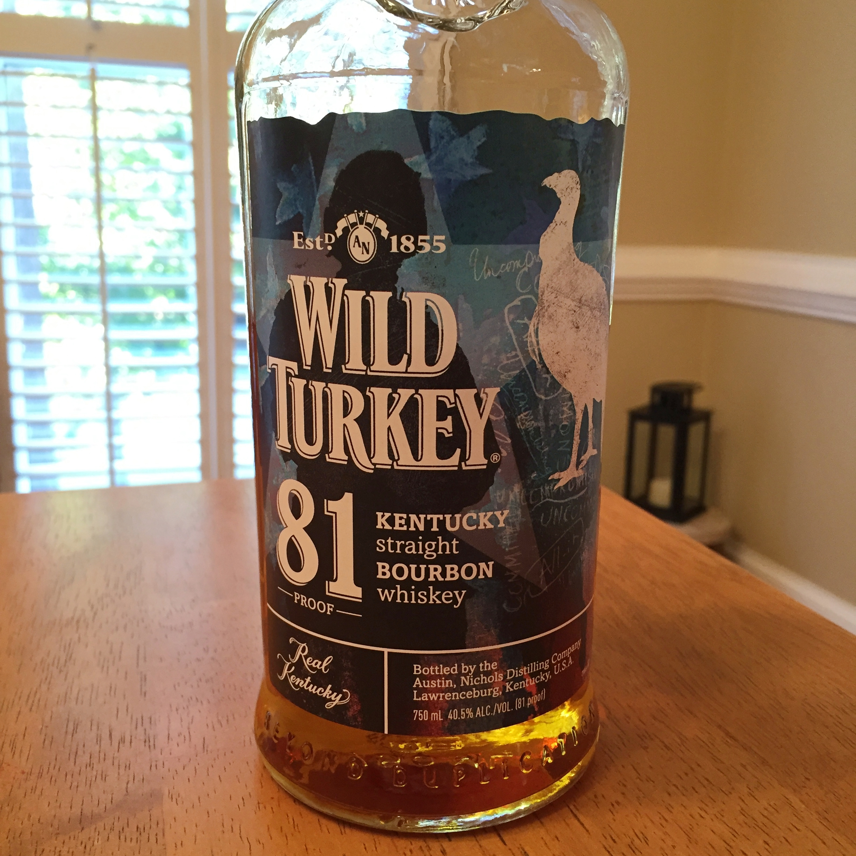 2015 Wild Turkey 81
