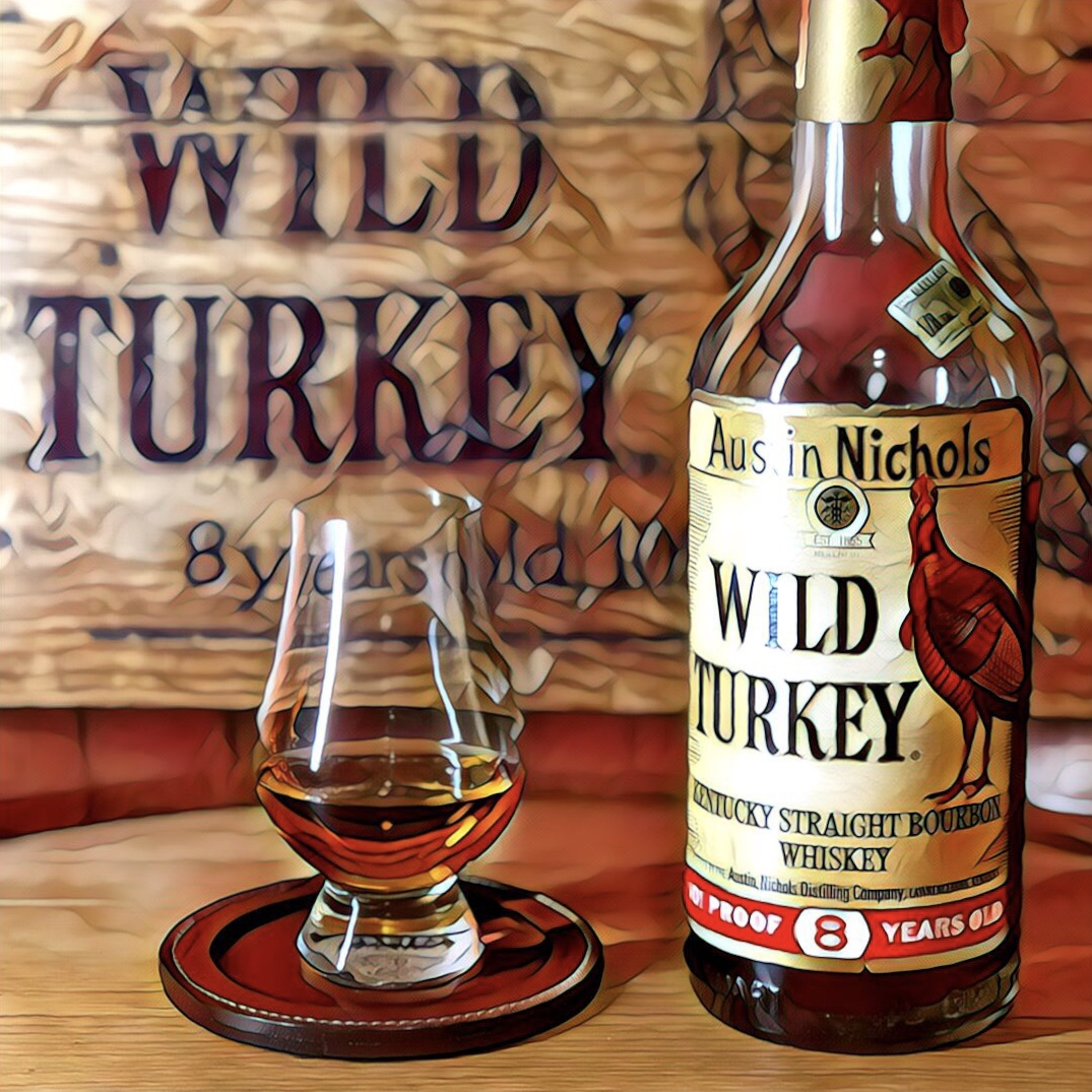 Wild Turkey 101 Abt 1972