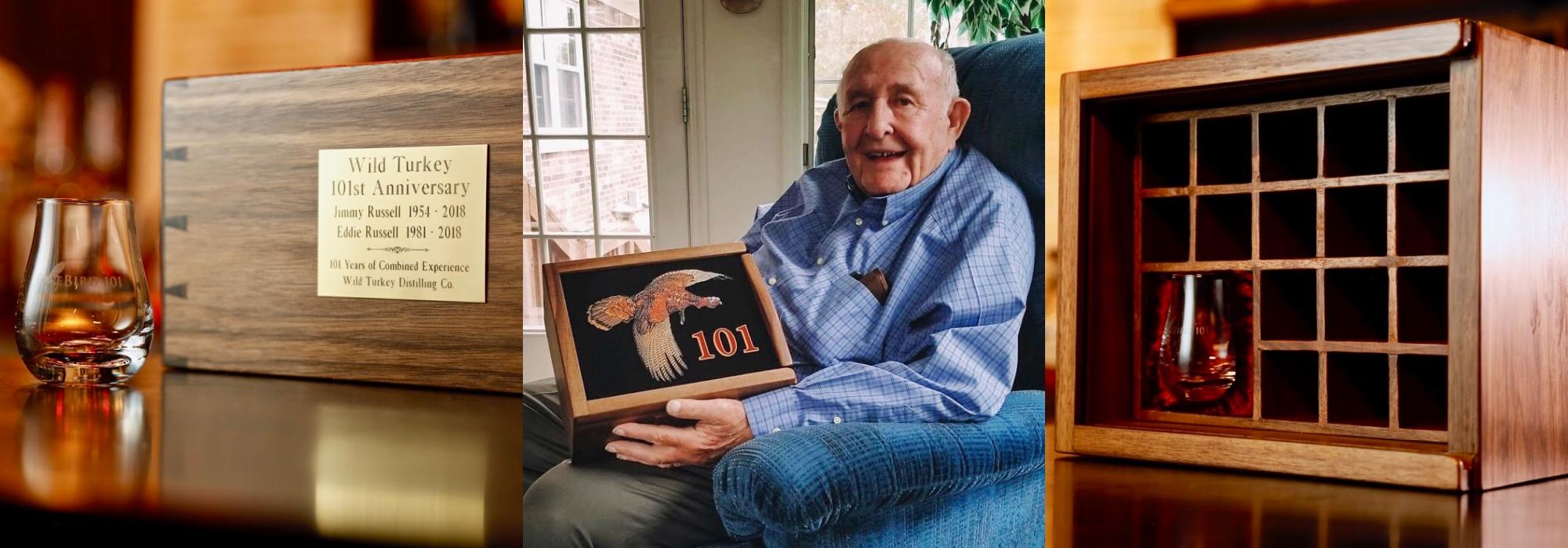 101st Anniversary Gift