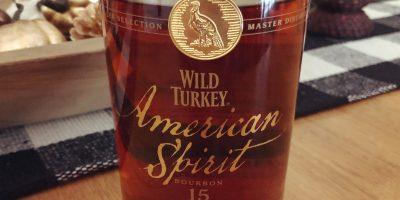 Wild Turkey American Spirit