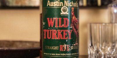 1995 Wild Turkey 101 Rye