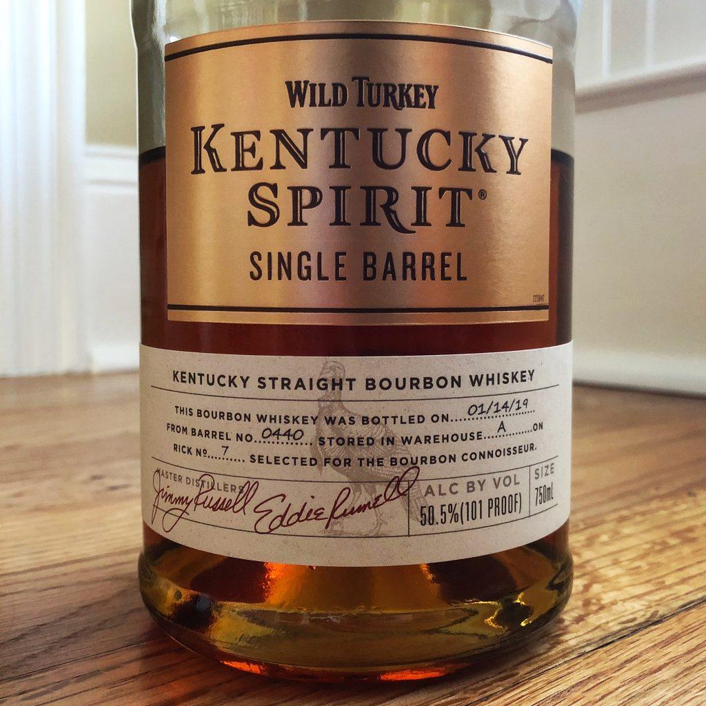 Wild Turkey Kentucky Spirit