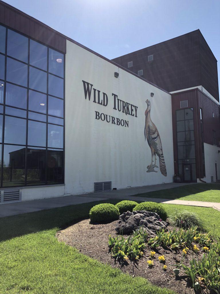 Wild Turkey Distillery