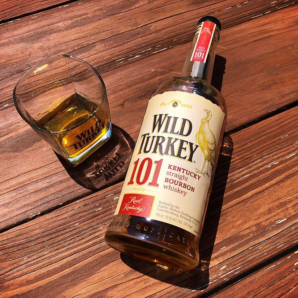 2013 Wild Turkey 101