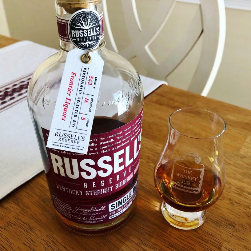 Russell's Reserve - Frontier Liquors