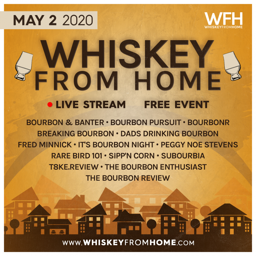 Whiskey From Home