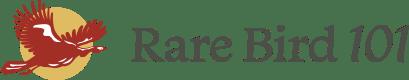 Rare Bird 101 Logo