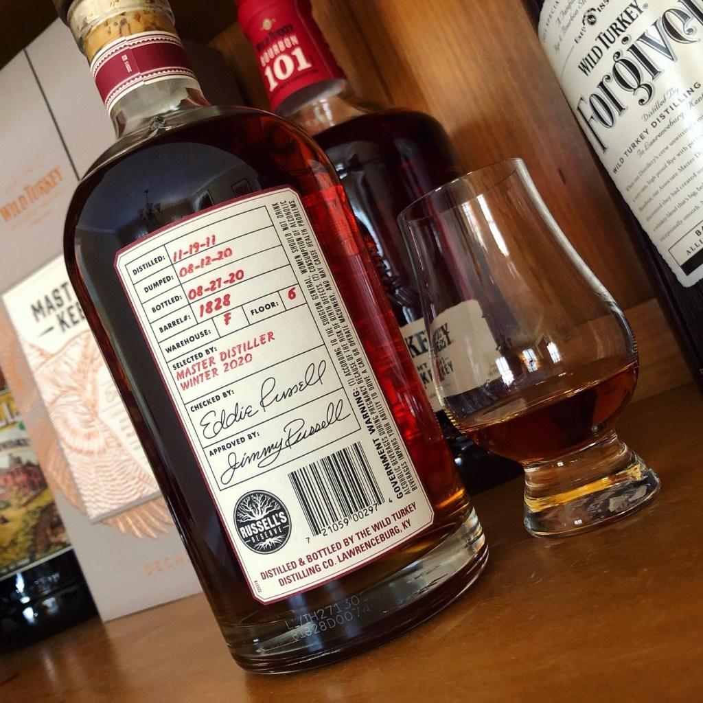 2020 Master Distiller Selection
