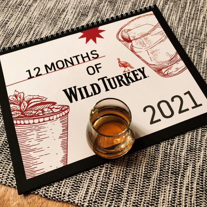Wild Turkey Calendar