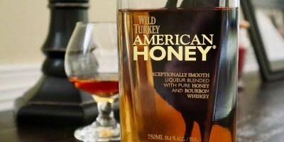 Wild Turkey American Honey