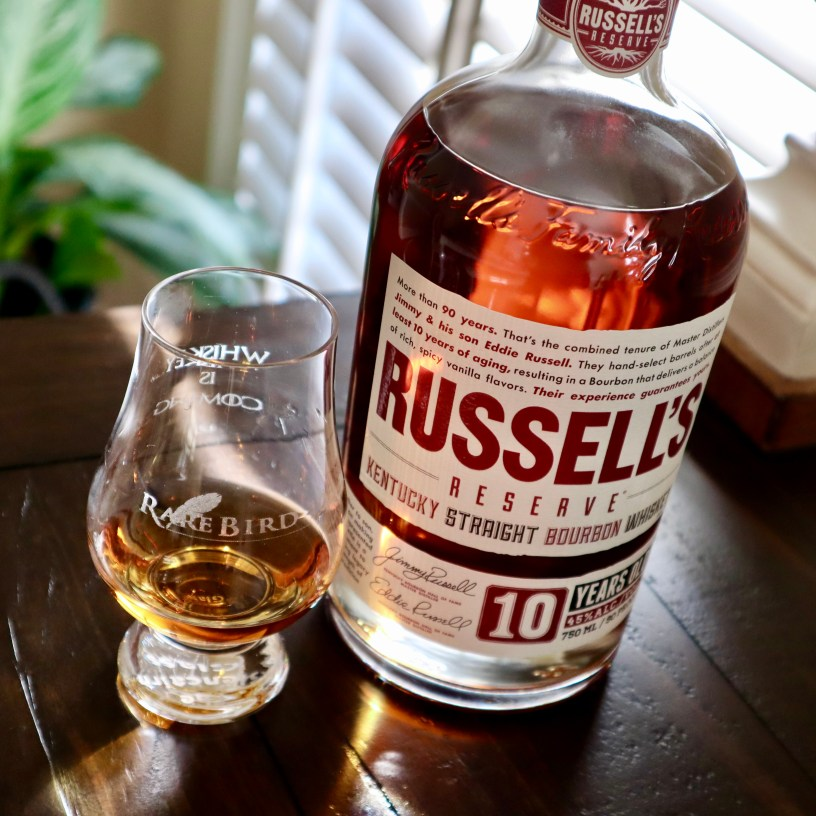 Russell's Reserve Ten-Year 2021