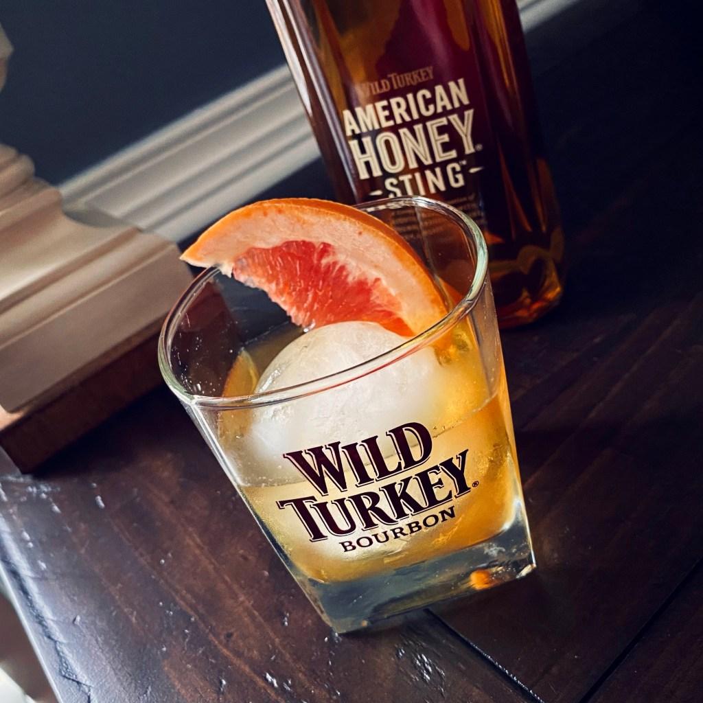 American Honey Sting Cocktail